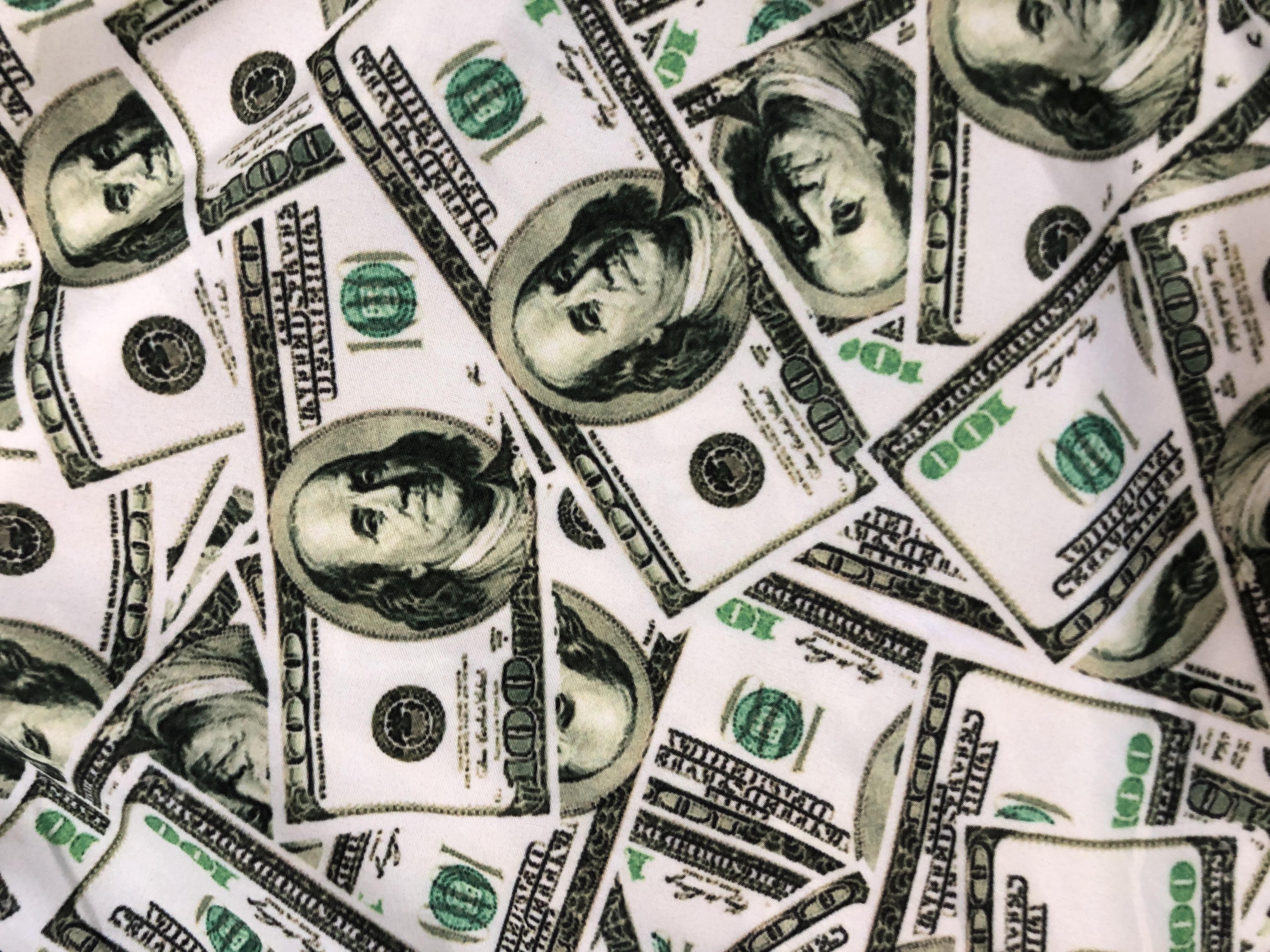 Estampado dolar