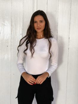 Blusa Térmica - Branco - Feminino